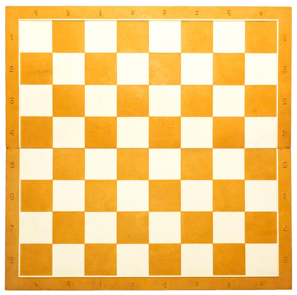 tablero ajedrez