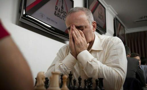 Derrota en el ajedrez