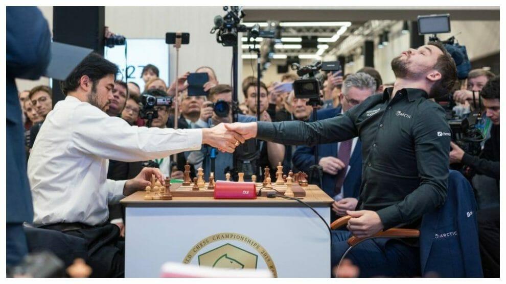 Errores en torneo de ajedrez