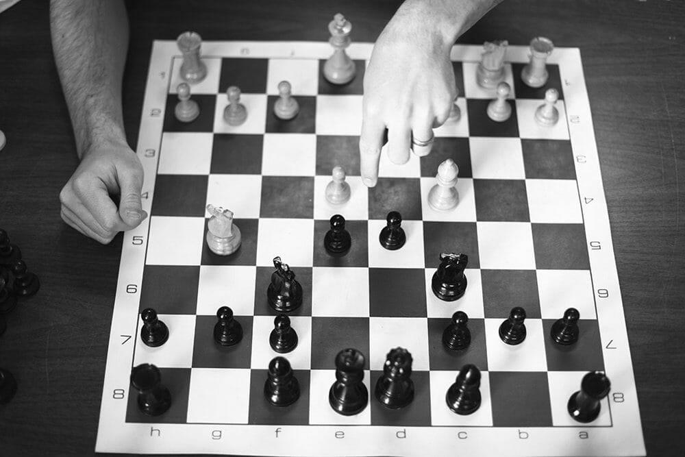 Defensa en el ajedrez