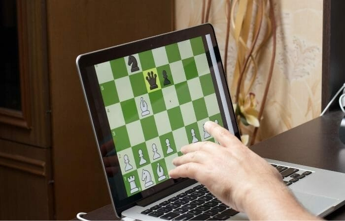 Entrenamiento de ajedrez
