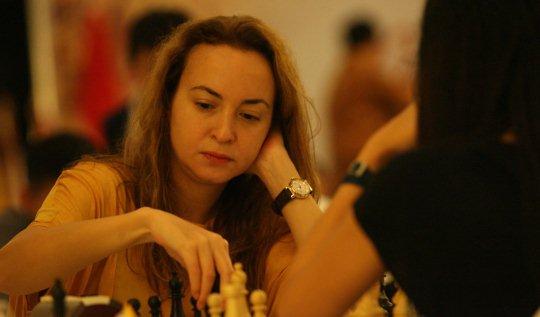Las mejores jugadoras de ajedrez